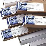 HP Bright White Inkjet Paper-610 mm x 45.7 m: C6035A (C6035A)