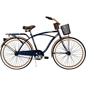 Huffy 26-Inch Men's Cruiser Deluxe Bike