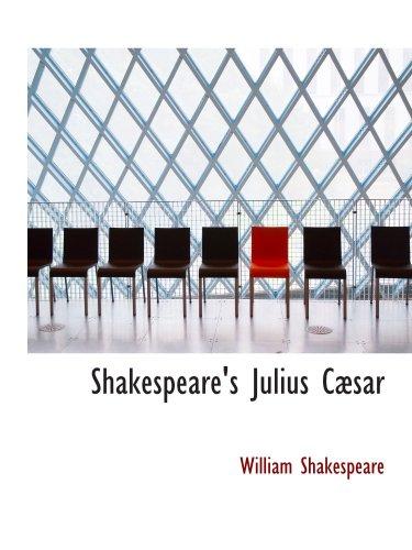 Shakespeare Julius Cæsar