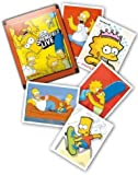 The Simpsons Springfield Live Sticker pack x3
