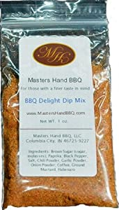 Masters Hand BBQ Delight Dip Mix