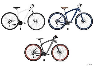 "BMW Genuine Cruise M-Bike Bicycle NBG III 28"" Wheel Anthracite M 80912412312"