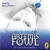 Artemis Fowl and the Time Paradox | Eoin Colfer