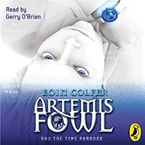 Artemis Fowl and the Time Paradox Hörbuch