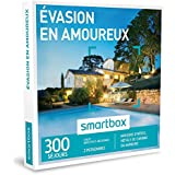 SMARTBOX - Coffret Cadeau - EVASION EN AMOUREUX - 300 séjours : maisons d'hôtes, hôtels de charme ou manoirs