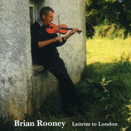 BRIAN ROONEY : LEITRIM TO LOND