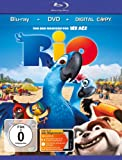 Rio (BR) BR+DVD+DC 2Disc Min: 96+74DD5.1WS Download:Angry Birds [Import germany]