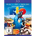 Rio (+ DVD & Digital Copy) [Blu-ray]