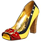 Naughty Monkey Women's Colorful Talk Pump ~ Naughty Monkey