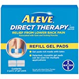 Aleve Direct Therapy - Refill Gel Pads (2 pairs of gel pads)