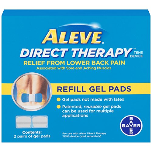 Aleve-Direct-Therapy-Refill-Gel-Pads-2-pairs-of-gel-pads