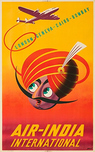 air-india-international-vintage-poster-artist-asiart-india-c-1948-12x18-collectible-art-print-wall-d