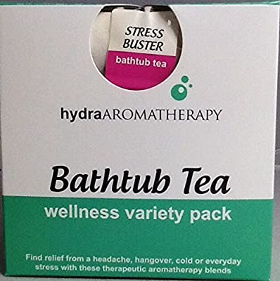 Bathtub Tea Wellness Variety Pack