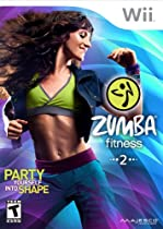 Cheap Zumba 2 Fitness Game for Wii