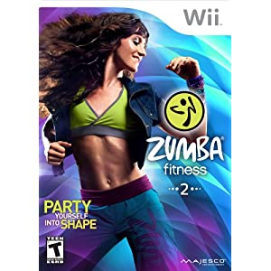 Zumba Fitness 2 by Majesco