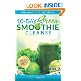 10-Day Green Smoothie Cleanse: Lose Up to 15 Pounds in 10 Days – Just $10.19!