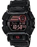 Casio Men's G-Shock GD400-1 Black Rubber Quartz Watch