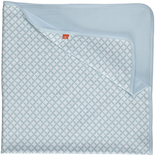 Magnificent Baby Baby-Boys Newborn Diamond 2-Ply Reversible Blanket, Boy's Diamonds, One Size