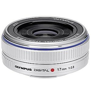 Olympus M.Zuiko 17mm f/2.8 Micro ED Digital Lens