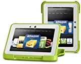 "OtterBox Defender Series Protective Case for Kindle Fire HD 7"" with built-in screen protection, Green (compatible uniquement avec Kindle Fire HD 7"" [ancienne g�n�ration])"