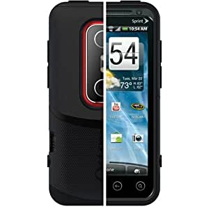 OtterBox Commuter-Series Hybrid Case for HTC EVO 3D (Black)