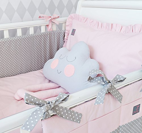 New Exclusive Amp Luxury Baby Girl Bedding Set Powder
