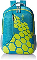 Skybags 0.199 Liters Candy Green Casual Backpack