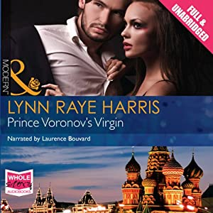 Prince Voronov's Virgin Audiobook