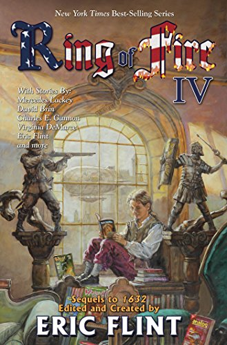 Ring of Fire IV (Ring of Fire anthologies Book 4) (Flint Ring compare prices)