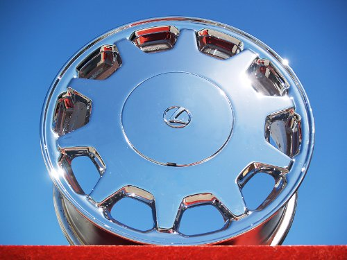 Lexus LS400: Set of 4 genuine factory 16inch