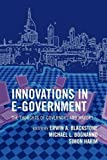 img - for Innovations in E-Government: The Thoughts of Governors and Mayors book / textbook / text book