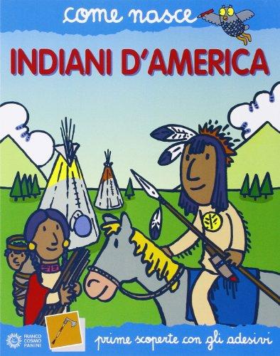 Indiani d'America Con adesivi PDF