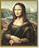 Schipper 609130511 - Malen nach Zahlen - Mona Lisa, 40 x 50 cm