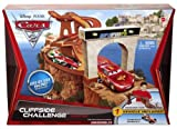 Cars 2 Cliffside Challenge Porta Corsa Track Set
