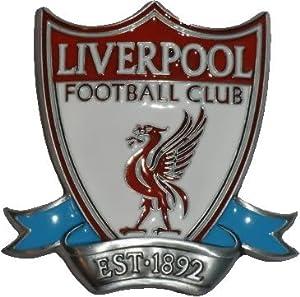 Liverpool Football Club Belt Buckle