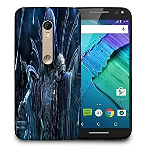 Snoogg Fantasy_50Dddb4B Printed Protective Phone Back Case Cover For Motorola X Style