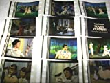 MARY POPPINS Lot of 12 35mm Film Cells collectible memorabilia compliments dv...