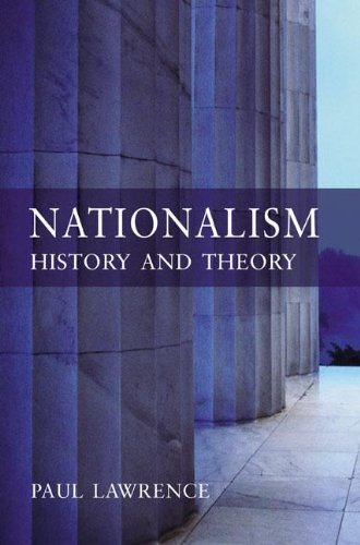 Nationalism. History and Theory
