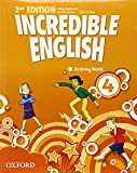 img - for Incredible English 4: Activity Book: 4 book / textbook / text book
