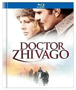Doctor Zhivago (45th Anniversary Blu-ray Book Edition) [Blu-ray] (Bilingual)