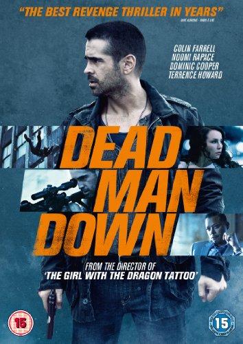Dead Man Down [DVD] [Reino Unido]