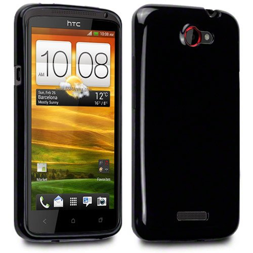 HTC One S Black Gel Case - iZKA® One Stop Shop For All Your Accessory Needs