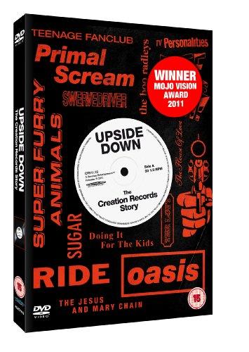 Upside Down - The Creation Records Story [DVD] [2010] [Edizione: Regno Unito]