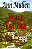 What You See (A Jesse Watson Mystery Book #1)