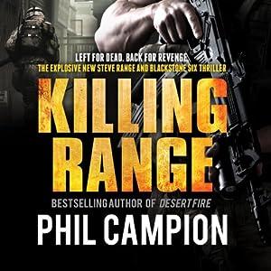 Killing Range Hörbuch