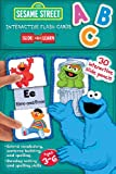 A B C: Sesame Street Slide & Learn Flash Cards