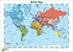 Little Wigwam World Map Placemat