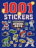img - for Transformers : Rescue Bots 1001 Stickers book / textbook / text book