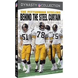 NFL: Pittsburgh Steelers - Behind the Steel Curtain