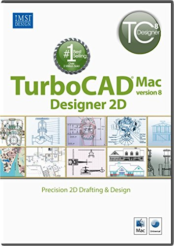 Turbocad Mac Designer V8 [Download]